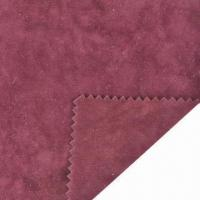 Best Even-sided suede leather, eco-friendly, can be made into clothes, shoes and bags  wholesale
