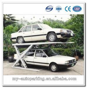 Best Scissor Lift for Car Parking/ Hydraulic Scissor Lifts Car Lift Scissor Used wholesale