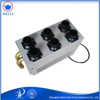 Buy cheap 24 Volts 130w 6 Holes Bus Heating Windshield Defroster For Yutong Kinglong from wholesalers