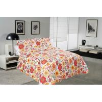 Best Attractive Cover Designer Quilt Covers Soft Touch With Needle Punched Technics wholesale