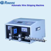 China Full/partial wire strip usage wire cutting and stripping machine on sale