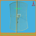 Best 2.4GHZ 24dbi Grid Parabolic antenna WLAN wifi antenna wholesale
