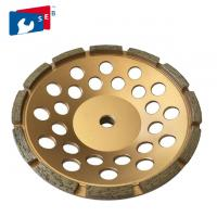 Best 105mm Diamond Cup Wheel with Wet Grinding for Marble Concrete wholesale