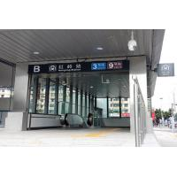 Best Subway Station Custom Stainless Steel Products With Multiple Entrances And Exits wholesale