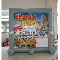 Buy cheap Inflatable Sealed Screen / Banner / Frame product