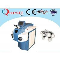 Best 60 - 120 J Jewelry Laser Welding Machine With High Speed Electron Flitting Device wholesale
