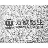 Best Decoration Industry 3003 H18Aluminium Embossed Sheet For Refrigerator wholesale