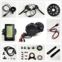 Best Bicycle Mid Drive Electric Motor Kit , Mid Drive Conversion Kit With CE Certificate wholesale