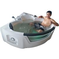 Best TOP SELLER JACUZZI BATHTUB SWG-1809 HOT WHIRLPOOL TUB CHINA BATHTUB MANUFACTURER wholesale