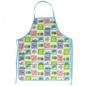 45*60 cm Cute Carton Printed 100% Cotton Bib Aprons Child Kitchen Aprons