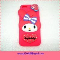 custom silicone rubber mobile phone bag&case