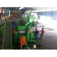 Best Waste Tire Recycling Mchine Processing Production Line With Rubber Block Or Granule wholesale