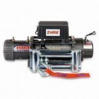 Best Off-road Winch with 10 x 4.5-inch Bolt Pattern, 8,500lbs Rated Pulling and 2.5 x 9.0-inch Drum wholesale