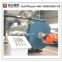 Best High temperature 2 million kcal 3 million kcal Gas Fired Thermal Fluid Heater wholesale