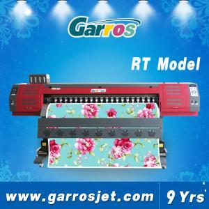 Best Garros RT1801 Digital Fabric Printer Textile Sublimation Printing Machine for T-shirt wholesale