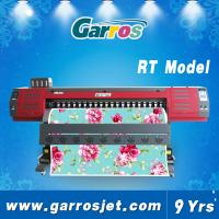 Best Inkjet Roll to Roll Garros RT1801 Sublimation Printer 100%Polyester Printing Machine wholesale