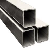 Best 6mm - 76mm Rectangular Steel Pipe Flat End For Construction Customer Length wholesale
