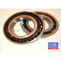 Best 80*125*22mm 7216 AC Angular Contact Bearings GCR15 P4 Precision Red Brown wholesale