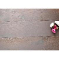 China Smoked Antique Oak Engineered Solid Timber Flooring (BF0050CU36) on sale