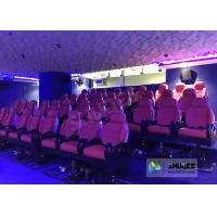 Best Cabin Cinema Motion Flight Simulator Movie Theatre With Different Movie Posters wholesale
