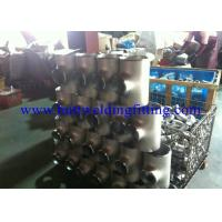 China Nickel Alloy Steel Alloy 625 / Inconel 625 Tee Butt Weld NO6625 / NS336 / 2.4856 on sale
