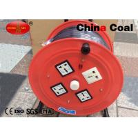 Best Red Industrial Tools And Hardware Triangular Bracket Cable Reel wholesale