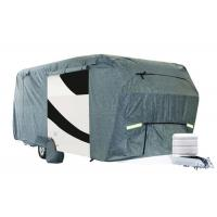 Anti Uv Durable Rv Covers Travel Trailer Snow Proof Extra Thick Fabric