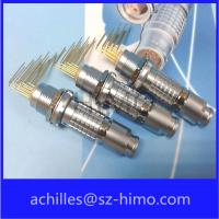 Best ip50 circular lemo replacement connector wit pcb contact pin wholesale