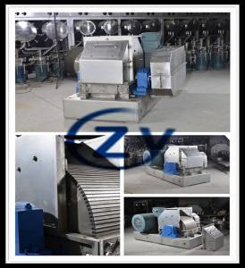 Best Stainless Steel 304 Starch Making Machine 2100rpm Cassava Crushing Machine wholesale