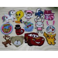 China Animal cartoon patches ironing sew embroidery badges clothes cap towel patch budge on sale