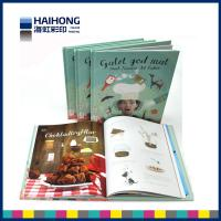 China Gloss or matte lamination hardcover children books printing services wholesale