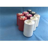 Best High Tenacity  Dyed Colors Spun Polyester 100% TFO Sewing Thread 40s/2 5000y Price wholesale