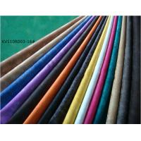 Best Fashion Embossed and Foiled PU Leather with woven backing for shoes and bags in 2014 wholesale