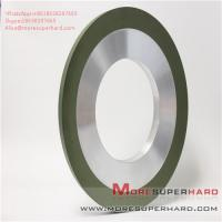 Best D500  Resin Diamond Grinding Wheel For Thermal Spray Coating Alisa@Moresuperhard.com wholesale