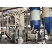 China Large Capacity Dry Mix Mortar Plant To Mix Sand Cement Premix Mortar Equipment on sale