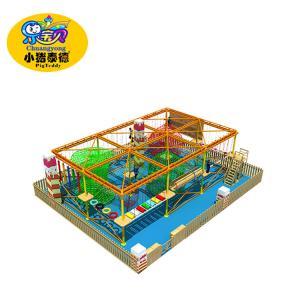Best Adventure Rope Playground Equipment Environmental Protection Anti - Crack wholesale