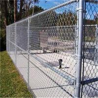Buy cheap Electro Galvanized Chain Link Wire Mesh product