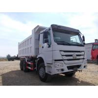 Best 6x4 18M3-20M3 Heavy Duty Dump Truck Sinotruk Howo7 Tipper Model For 40-50T wholesale