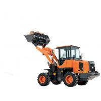 Best High Security Tracked Backhoe Wheel Loader Easy Operation CE / ISO Certification wholesale
