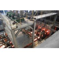 Best Double Strand Billet Continuous Casting Machine Automatic For 80x80 Steel Billets wholesale
