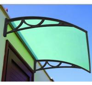 China Door Canopy Gazebos Entry Canopy DIY Awning Door Awning Window Canopy Door Canopy PC Canop on sale