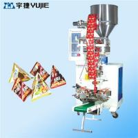 Best Automatic triangle/pyramid  bag Packing Machine for food wholesale