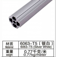 Best 28mm 6063-T5 Aluminum Round Tube For Logistic Equipment Assembly wholesale