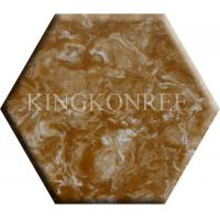 China Nature Marble Like Solid Surface Sheet on sale