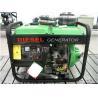 China 5kva Movible Diesel Generator Set / Small Portable Genset 4.5kva wholesale