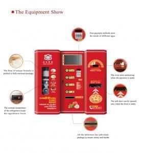 China Snack vending machine on sale