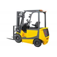 China Wide View Mast Electric Powered Forklift , Electric Lift Truck Multi Function on sale