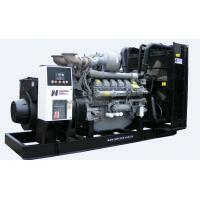 Best canopy color Leroy Somer AC 3phase / 4lines 11KW Blushless Generator Perkins Gas Engine wholesale