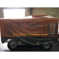 Best 1 Years Warranty Portable Screw Air Compressor Mobile Air Compressor For Mining wholesale