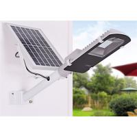 Best Small Solar Sensor Wall 60W Led Area Light Smd Led Street Light All In One wholesale